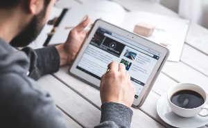 Bloggen um Kunden zu gewinnen in der Blogger Community