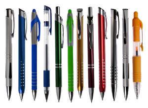 Ich habe bereits einen Kugelschreiber! Werbegeschenke?